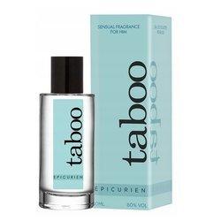 Feromony męskie TABOO EPICURIEN FOR HIM NEW 50 ml