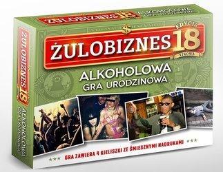 Gra imprezowa - Żulobiznes Edycja 18-stkowa