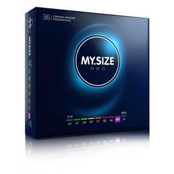MY.SIZE 69 Dopasowane prezerwatywy - 36 szt