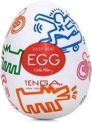 Masturbator Tenga Egg - Keith Haring Egg Street
