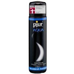 Pjur - Aqua 100 ml - lubrykant na bazie wody