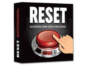 Reset - Alkoholowa Gra Karciana