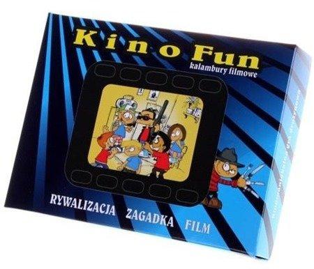 KinoFUN - gra imprezowa dla kinomaniaków