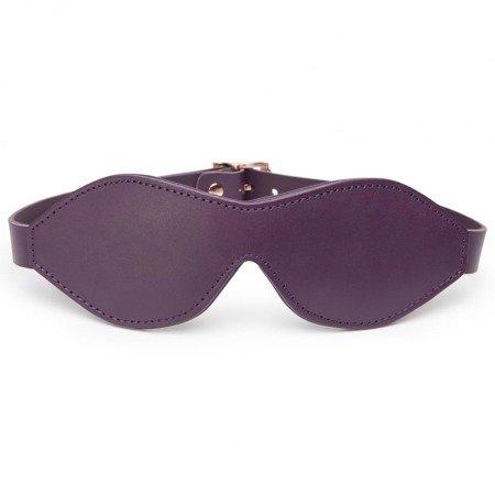 Opaska Na Oczy - 50 Shades Freed - Leather Blindfold