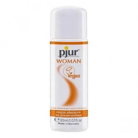 Żel nawilżający - Pjur Woman Vegan 30 ml